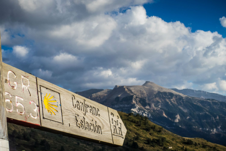 Camino Aragonés - via Somport pass