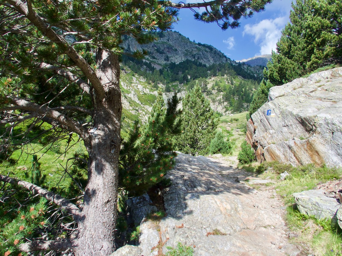 Aragonese Camino in the Pyrenees
