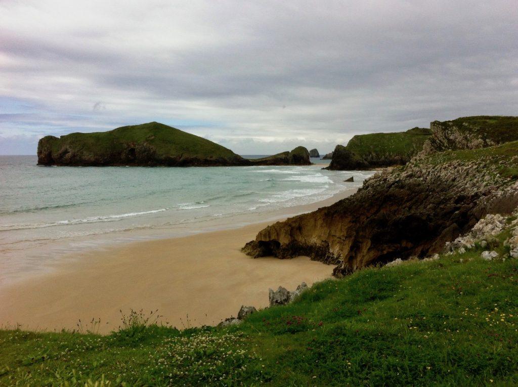 camino del norte beach