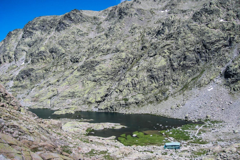 Sierra de Gredos Laguna Grande