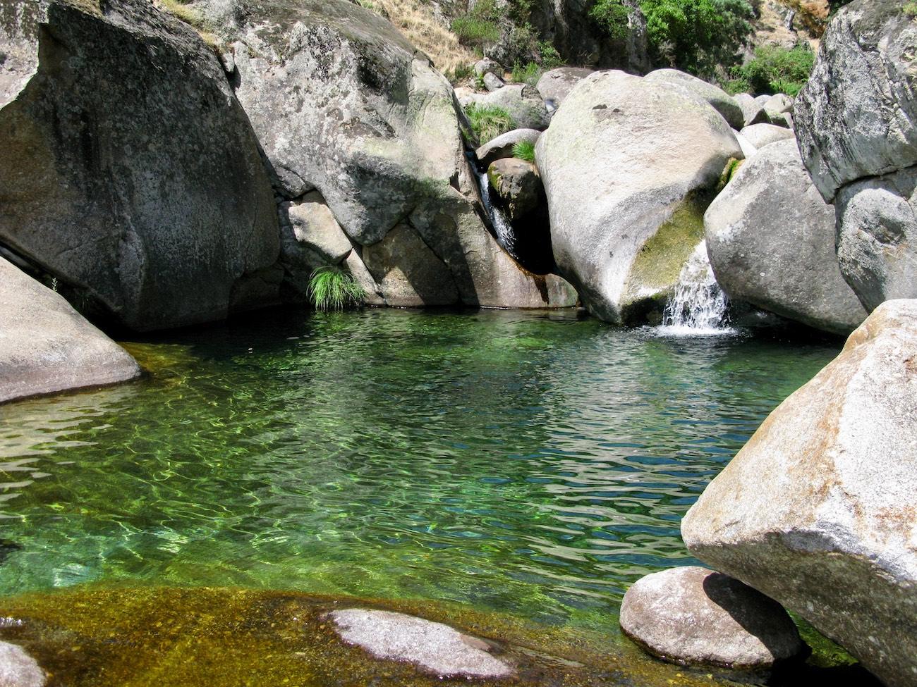 Sierra de Gredos pools